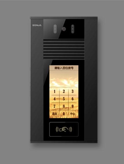 福州艾特电子技术有限公司 - I型5寸可视编码主机